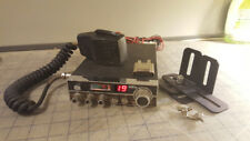 CB Radio Teaberry Stalker IV AM CB Radio Mobile 40 Channel WORKS! FreeSHIP!