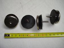 8 patins glisseur amortisseur, 36 mm,à visser (réf P 1)