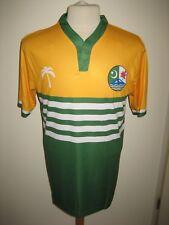 Kashmir home rare football shirt soccer jersey trikot camiseta India size L