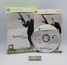 James Bond 007 : Quantum of Solace XBOX 360 PAL Edition FR