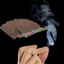 2pcs Close-Up Magic Props Smoke from Finger Tips Magic Trick Surprise Mystical
