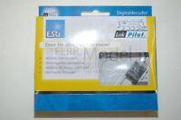 ESU ELECTRONIC 54617 - LokPilot V4.0 Decoder DCC PluX22 NEM658