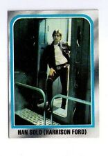 Star Wars Empire Strikes Back #226 Han Solo Harrison Ford Topps 1980 Series 2