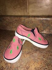 TODDLER GIRL'S POLO RALPH LAUREN CASUAL SHOES-SIZE: 6.5