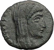 CONSTANTINE I the GREAT Cult  Ancient Roman Coin Christian Deification  i56115