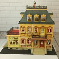 Playmobil Victorian Mansion Large Doll House 5300 Near Complete 1989 1990
