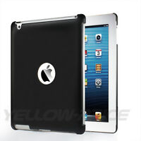 iPad 2/3/4 Ultra Thin Matte Hard Snap On Slim-Fit Case (Smart Cover Compatible)