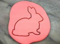 Bunny Rabbit Cookie Cutter CHOOSE YOUR OWN SIZE! Easter Outline