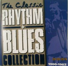 Time Life: The Classic Rhythm + Blues Collection 1960-1963