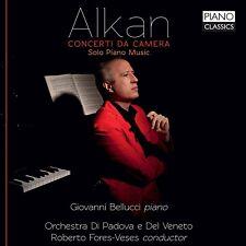 SOLO MUSIC CONCERTI DA CAMERA - BELLUCCI,GIOVANNI/VESES,ROBERTO FORES/+  CD NEW!