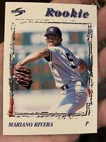 1996 Score Mariano Rivera #225 Rookie Card🔥🔥🔥
