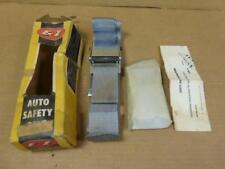 vintage EZ SEAT BELT NOS Grey Seatbelt  New In Box  Hot Rod Race Car Seat Belt