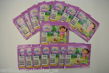 Panini Dora the Explorer - 50 Factory Sealed Sticker Packs - Box Worth