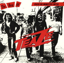 TEAZE – Over 60 Minutes With – The Best Of  - -  Rare Canadian AOR / Hard Rock