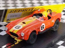 REPROTEC AC Cobra Naranja #6 1:32 nuevo viejo Stock En Caja