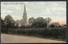 Yorkshire Postcard - Brayton Church, Near Selby    MB754
