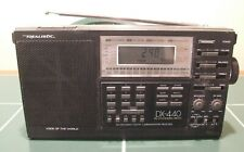 Radio Shack Realistic DX-440 AM/FM Shortwave Radio Receiver