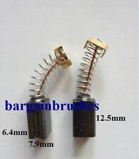 Carbon Brushes fits B&D Black & Decker angle grinder ast6 ast6xc ast FG005 E64