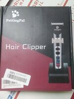 Petting Pal Dog Hair Clipper with Accessories Cutting Kit For Cats and Dogs