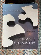 Organic Chemistry by Paula Yurkanis Bruice (2012, Hardcover) WITH ANSWER KEY