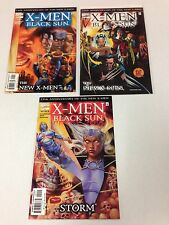 Black Sun: X-Men #1 #2 #3 #4 #5 2000 5 issue mini series