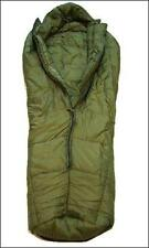 British Army Arctic sleeping Bag - With Stuff Sack - Medium With Compression