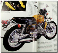 HONDA GL1000 GL1100 GL1200 GL1500 GOLD WING THE FIRST 20 YEARS HISTORY BOOK 118P