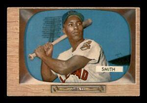 1955 Bowman Set Break #20 Al Smith VG-EX *OBGcards*