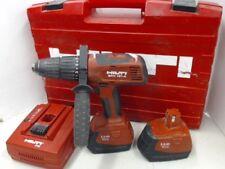 Hilti Sfh-181-A Hammer Drill kit