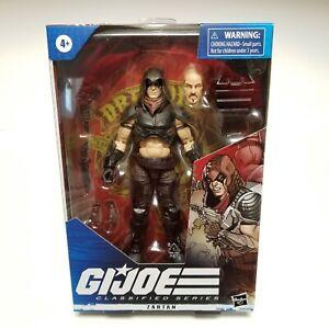 G.I. Joe Classified Series 6-Inch Zartan Action Figure IN HAND