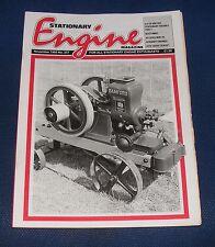 STATIONARY ENGINE MAGAZINE NOVEMBER 1993 NO.237 - S'MAR-VILIOUS!