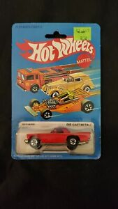1982 Hot Wheels - #9522 Ford 57' T-Bird - Red - New In Package - Nice!