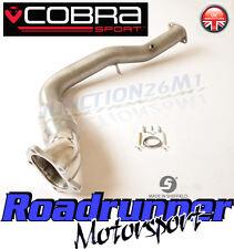 """SB26 Cobra Sport Impreza Turbo WRX STI 3 """"SPORTS CAT per tubi di scolo SCARICO INOSSIDABILE"""