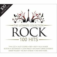 Various Artists - The Ultimate Collection - Rock: 1... - Various Artists CD W2VG