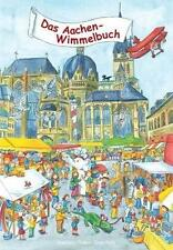 Bilderbücher mit Wimmelbuch-Format