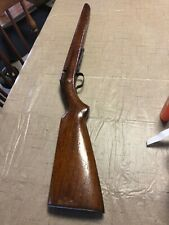 WINCHESTER MODEL 57 stock and hardware seen
