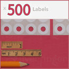 500ct Paper Hole Reinforcements ? Label Sticker Binder Ring Punch Hole Protector