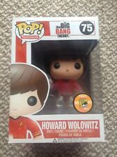 Howard Wolowitz Exclusive Funko Pop Vinyl! SDCC! Big Bang Theory 75 Star Trek
