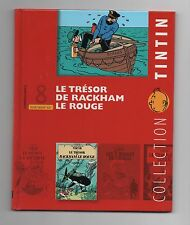 Collection Tintin Moulinsart Hachette 2010. n°8 Le Trésor de Rackham le Rouge