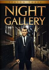 Night Gallery: Season Three (2012, REGION 1 DVD New)