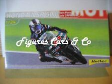 MAQUETTE MOTO 1/24 LORIS CAPIROSSI HONDA NSR 500 -2001