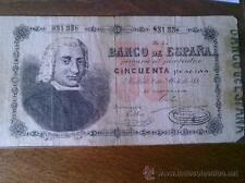 BILLETE CLASICO.........50 PTS........1880........F.E...............RARISIMO