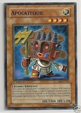 3x Apocatequil YU-GI-OH! ABPF-IT022 Ita COMMON 1 Ed.