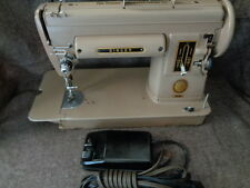 SINGER SEWING MACHINE 301 LARGE FEATHERWEIGHT SHORT BED