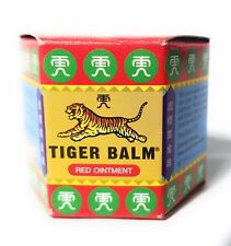 Tiger Balm Red Ointment for Massage Muscle Ointment Menthol Pain 19.4g