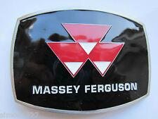 Massey Ferguson belt buckle tractor farming
