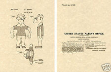 Vintage POPEYE the SAILOR US PATENT Art Print READY TO FRAME!!! 1931 King
