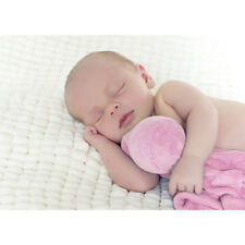 NEW Cuski *Pink* Soft Comforter New Born Baby Blanket Comforter Ultra Soft