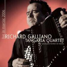 Tangaria 0731383630422 by Richard Galliano CD