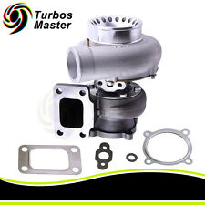 Turbo Turbocharger GT35 GT3582 T3 Flange 4 Bolts A/R.7 400-600HP 270 Degree